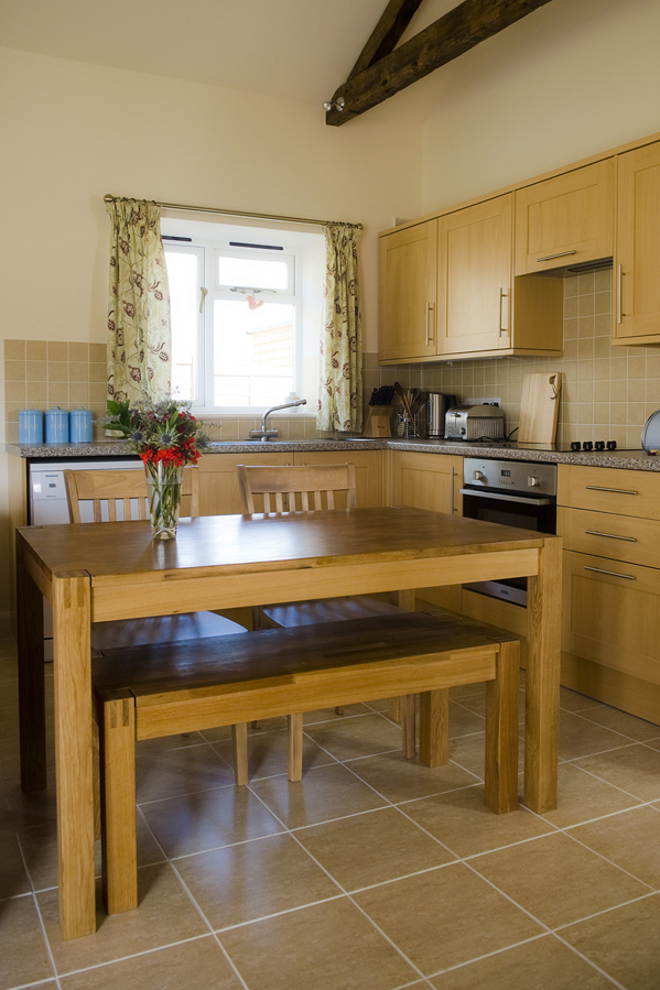 Walnut Tree Cottage Kitchen